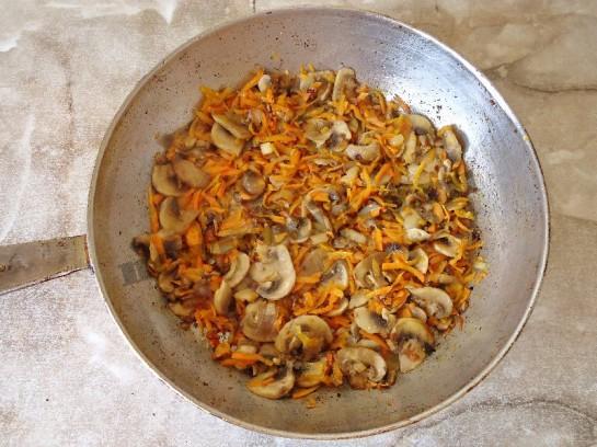 плов с грибами фото 4