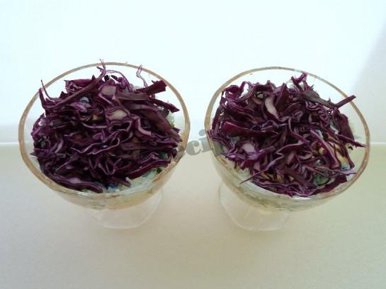 салат радуга фото рецепт 10