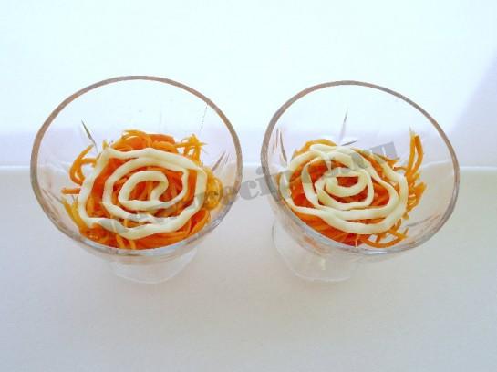 салат радуга фото рецепт 4