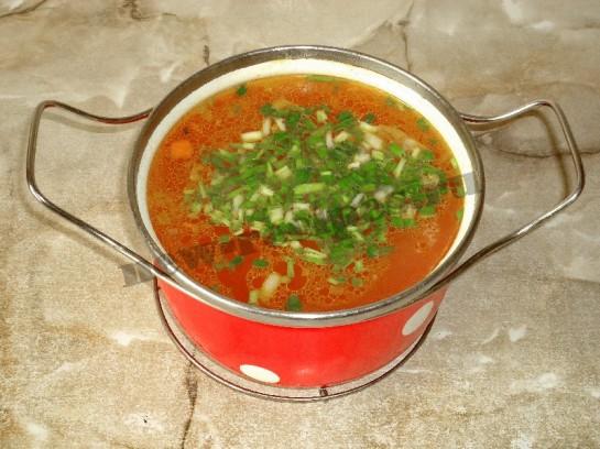 томатный суп фото 7