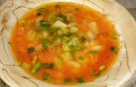 томатный суп фото 8