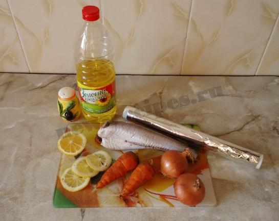 фрегат рецепт запеченной рыбы с фото 1