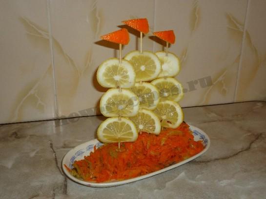 Рецепты из морковки на зиму с фото