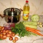 Овощное рагу рецепт с фото
