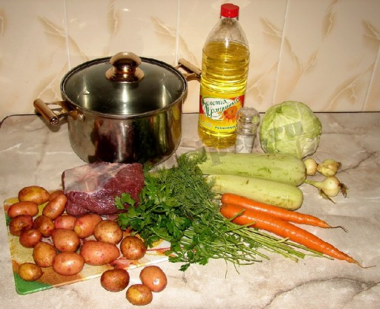 овощное рагу фото 1