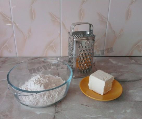 подготовим ингредиенты для теста