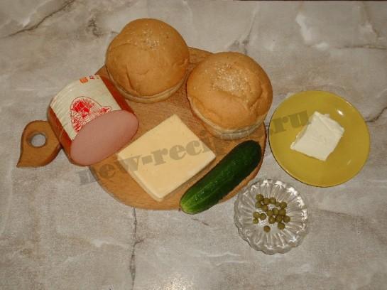 оригинальные бутерброды для детей черепаха 1