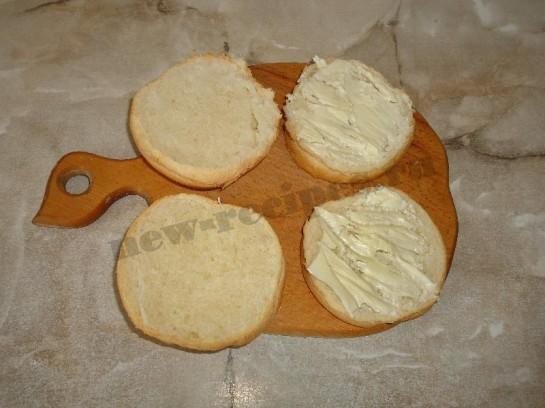 оригинальные бутерброды для детей черепаха 2