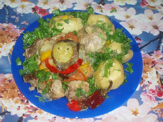 басма узбекская фото рецепт 27