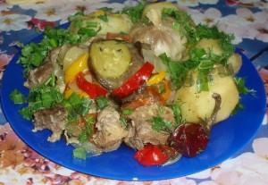 Басма – блюдо узбекской кухни