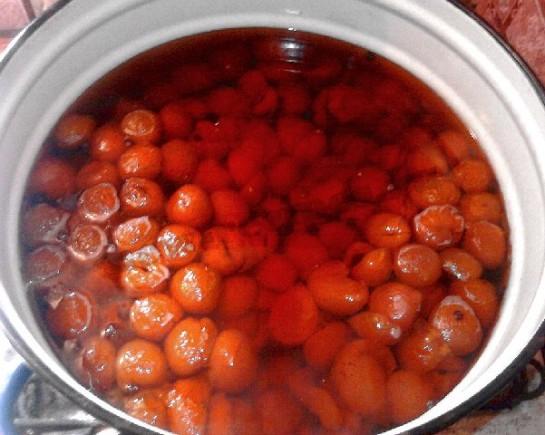 варенье из абрикос и смородины 5