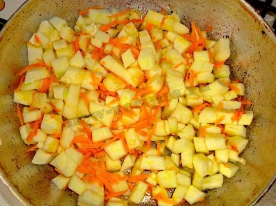 вкусное рагу с колбасой 4