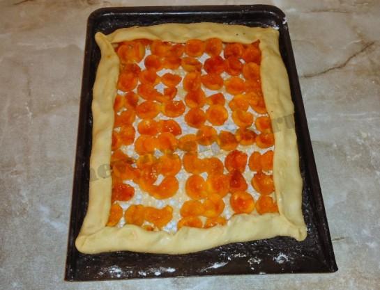 пирог с абрикосами фото 5