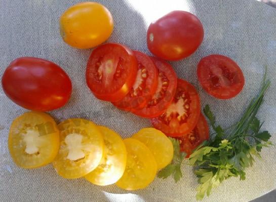 помидоры с чесноком рецепт (3)