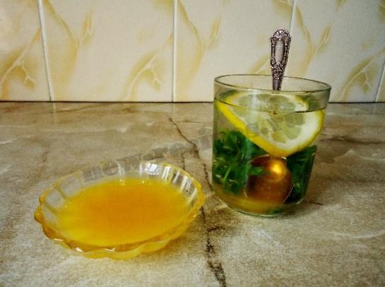 чай с мелиссой 4