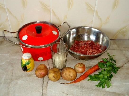 суп с фрикадельками фото 1