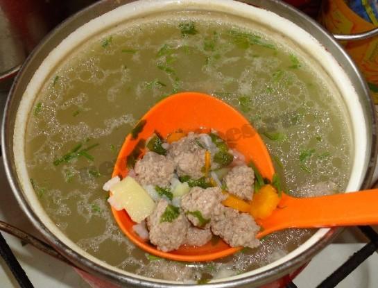 суп с фрикадельками фото 10