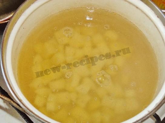 суп с фрикадельками фото 3