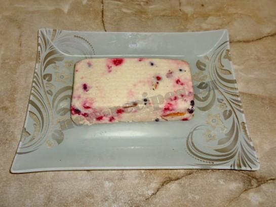 творожный десерт с фруктами фото 7