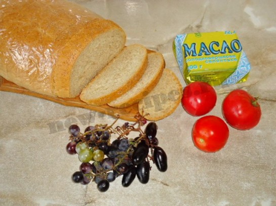 бутерброды божьи коровки фото 1