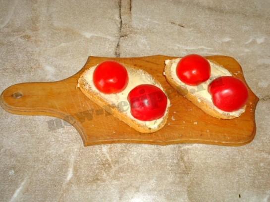 бутерброды божьи коровки фото 3