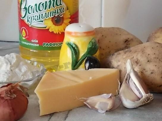 драники с сыром 1