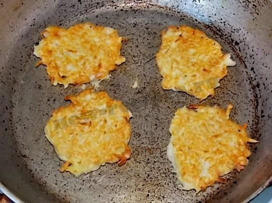 драники с сыром 3