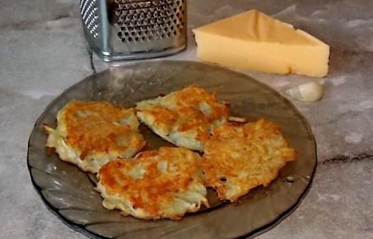 драники с сыром 4