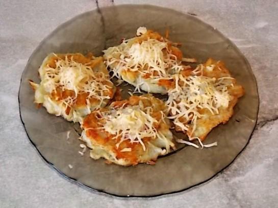драники с сыром 5
