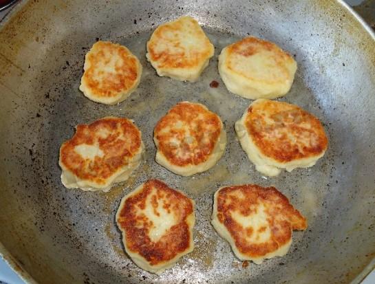 картофельники рецепт с фото 6