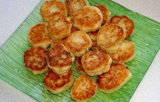 картофельники рецепт с фото 7