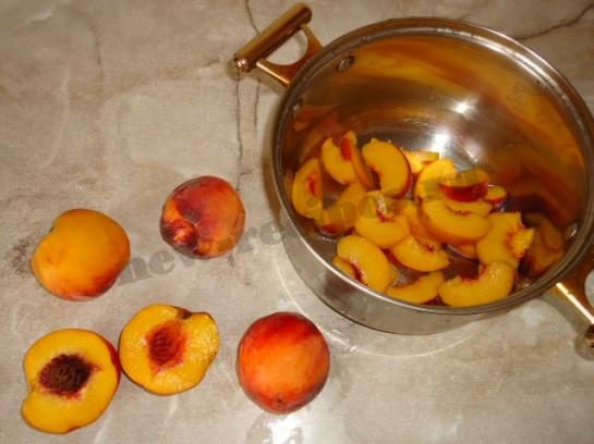 персиковое варенье 2