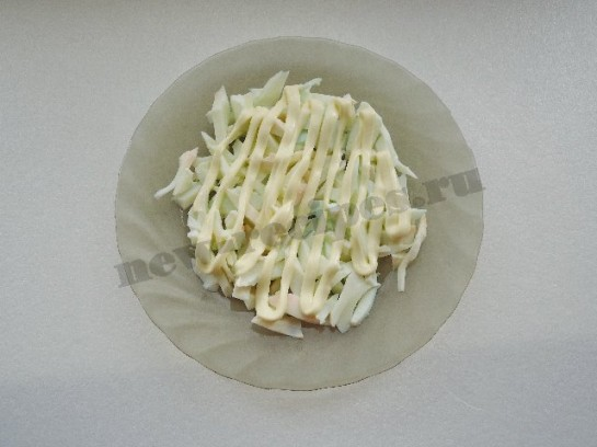 салат гнездо глухаря фото 2