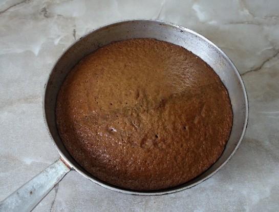 торт вишнёвая горка 7