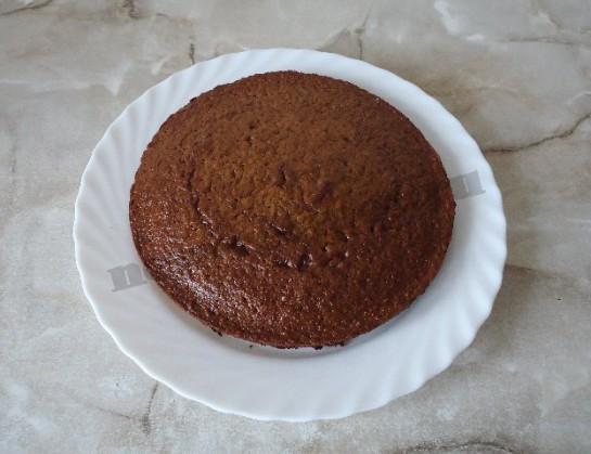 торт вишнёвая горка 8