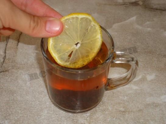 чай с лимоном фото 4