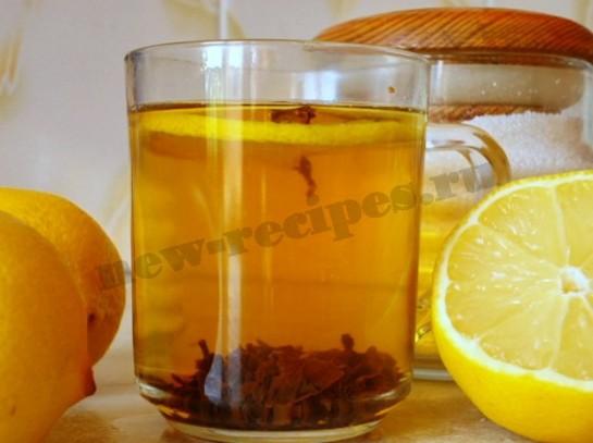 чай с лимоном фото 5