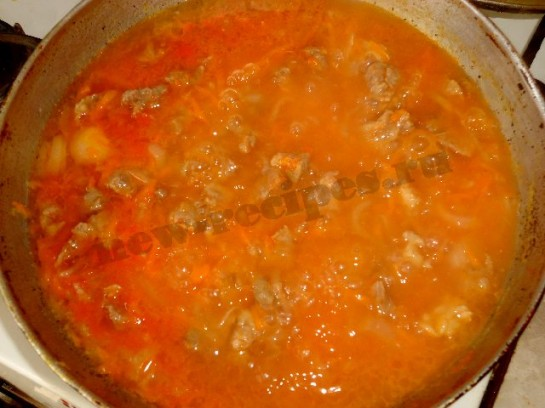 мясо с черносливом рецепт с фото 6