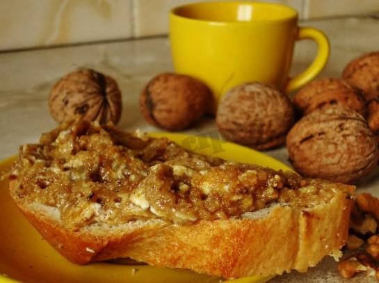 ореховое масло домашняя нутелла 2