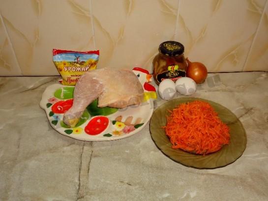 салат лисья шуба 1