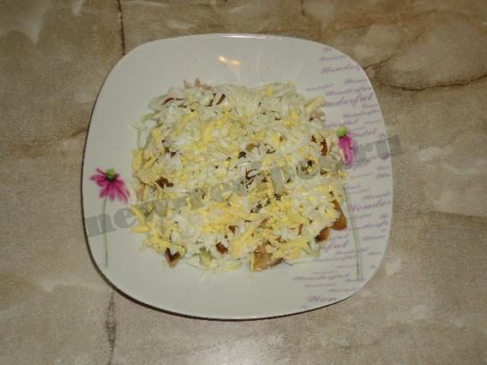 салат лисья шуба 6