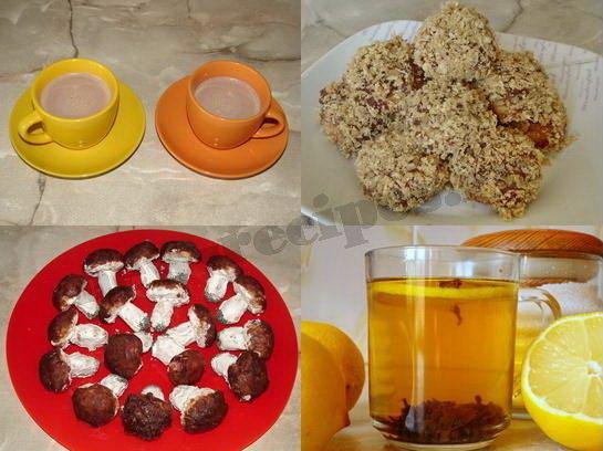 чай и к чаю