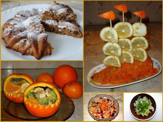 постные блюда праздничные