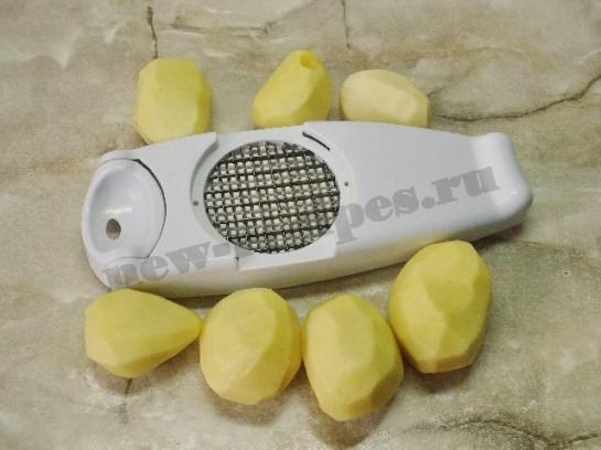 домашняя картошка фри как приготовить фото 2