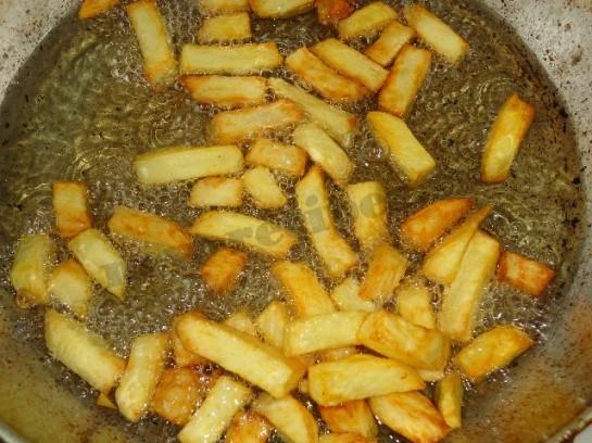 домашняя картошка фри как приготовить фото 4