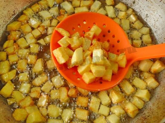 домашняя картошка фри как приготовить фото 7