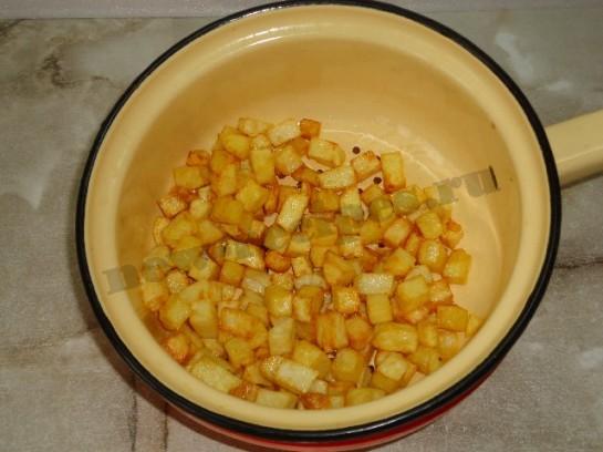 домашняя картошка фри как приготовить фото 8