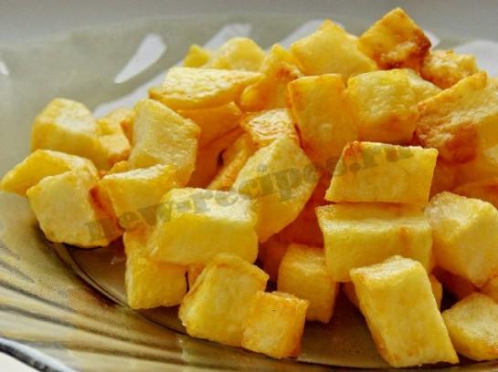 домашняя картошка фри как приготовить фото 9