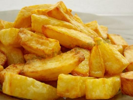 домашняя картошка фри как приготовить фото