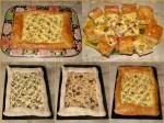 пицца с грибами и сыром фото 6